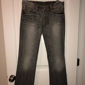 Citizens of Humanity size 28 grey jeans